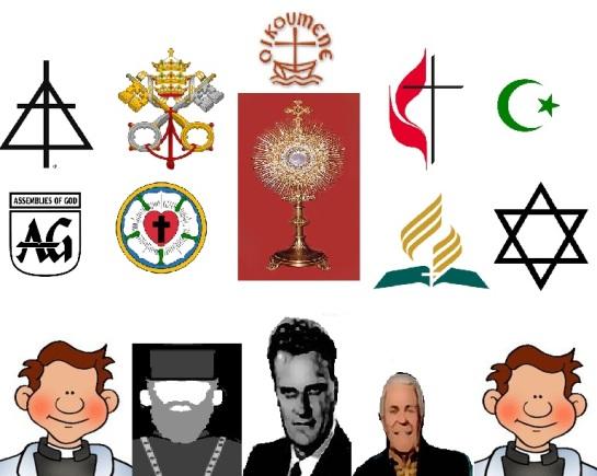 walka duchowa z ekumenizmem
