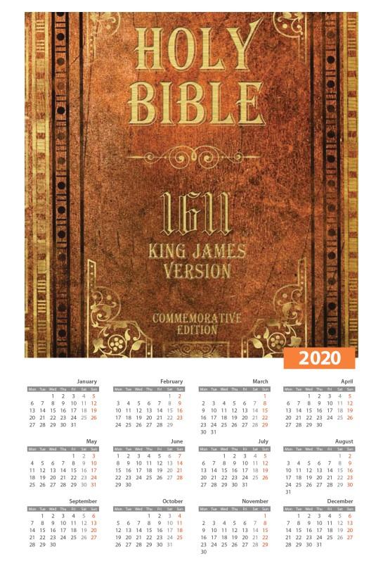 Kalendarz2020